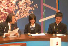 "Gifu Television Broadcast Program ""Charity Special 2007"""
